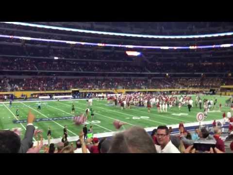 Alabama vs USC 2016 Rammer Jammer