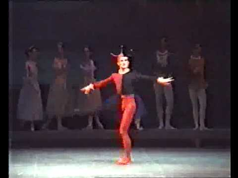 George Postelnicu Il Lago dei cigni Il Giulare A la seconde Act 1 1993