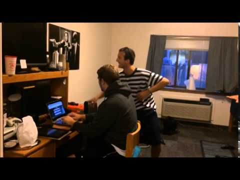 South Hall Rau0027s Commercial To Freshman: Room Mate Edition