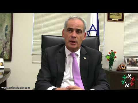 Embajador De Israel En México, Habla Sobre El Reconocimiento De Jerusalén Como Capital De Israel