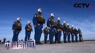 [中国新闻] 空军发布励志宣传片《青春表白祖国》| CCTV中文国际