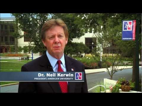 AU President Neil Kerwin's Fall Welcome