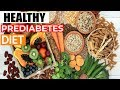 Healthy Eat For Prediabetes Diet