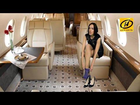 Правила этикета: как вести себя в самолёте?