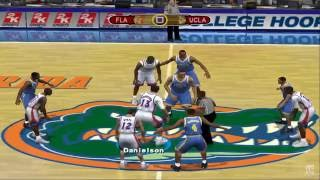 College Hoops 2K6 PS2 Gameplay HD