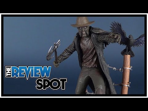 Throwback - Sota Toys Now playing Presents Series 2 Jeepers Creepers 2 Creeper