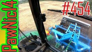 Siew facelii z nowym nabytkiem JD 6105MC Agro-lift 3.0m - Życie zwyczajnego rolnika #454