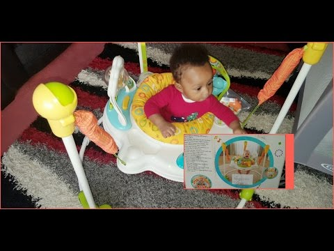 Baby Jumperoo Fisher Price  Unboxing  Review  First Impression