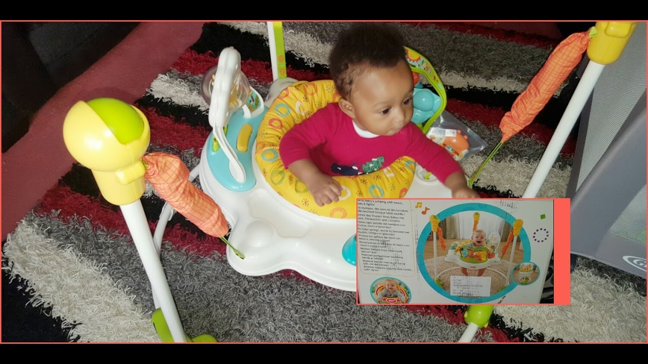 abe1ed42a039 Baby Jumperoo Fisher Price