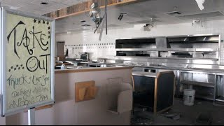 ABANDONED - Creepy BBQ Restaurant in The California Desert