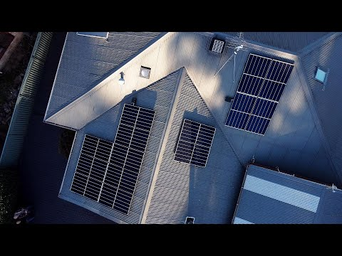 John's new solar cells