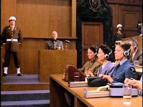 los juicios de nuremberg-- pelicula año 2000 (2 de 2)
