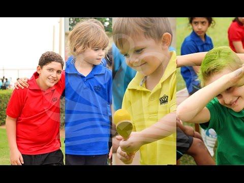 Sports days at The British International School Abu Dhabi 2016/17