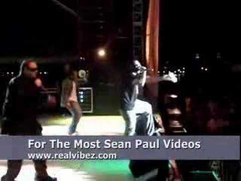 Download Watch Dem Roll Live - Sean Paul