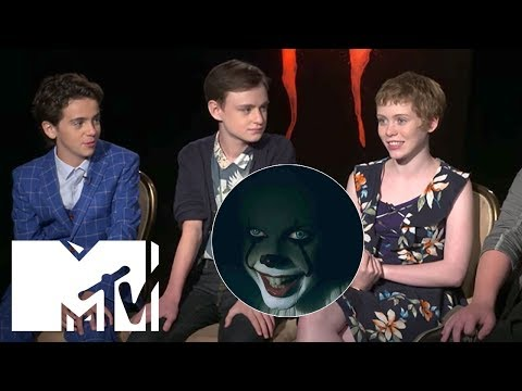It (2017) SCARIEST Moments – Cast Reveal Faves! | MTV Movies