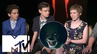 vuclip It (2017) SCARIEST Moments – Cast Reveal Faves! | MTV Movies