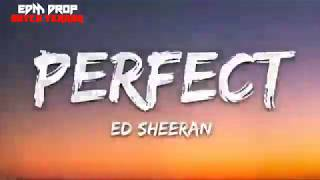 Download Lagu PERFECT - ED SHEERAN 2019 ( JUNGLE DUTCH ) lyrics Video mp3