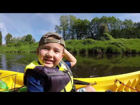 Sammamish River Kayaking