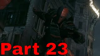 Batman Arkham Knight Walkthrough Gameplay Part 23