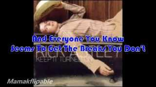 Rick Astley - Keep it Turned On Lyrics