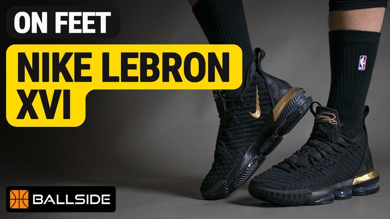 ab5f6396e04 Nike LeBron XVI