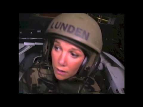 Joan Lunden Behind Closed Doors: US Army Tank School