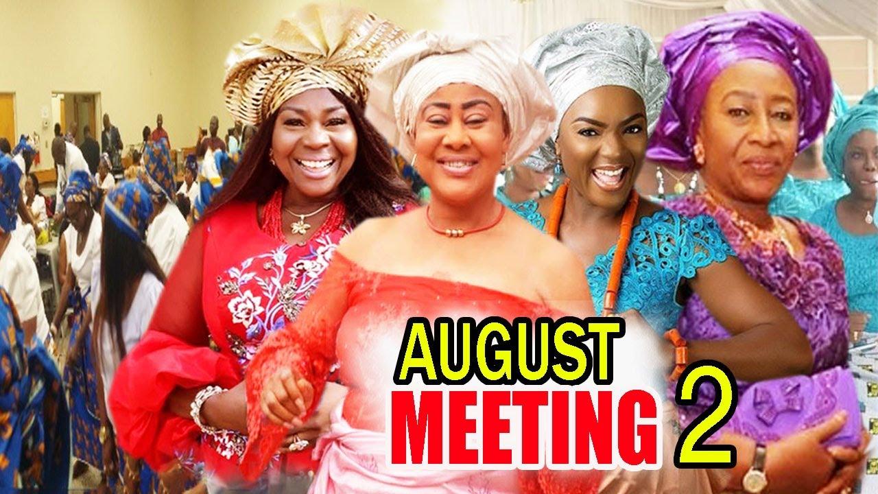 Download August Meeting Season 2 -   New Movie   Ngozi Ezeonu 2020 Latest Nigerian Movie.