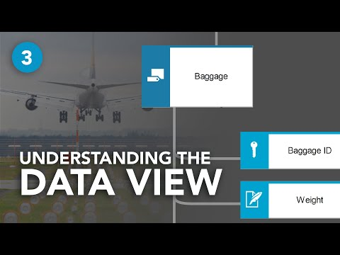 Understanding the DATA VIEW with ARIS - Part 3/5