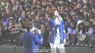 150607 SJ D&E in Taiwan talk_日文中文韓文搞不清+ELF韓文很厲害+看著樓上ELF[by Corinne PJS]