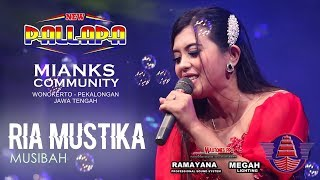 "Download Mp3 New Pallapa - Musibah - Ria Mustika ""mianks"" 2017 Wonokerto Pekalongan"
