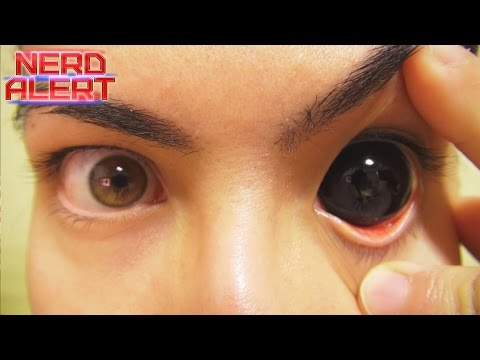 Crazy Science: Would You Biohack Your Eyes?