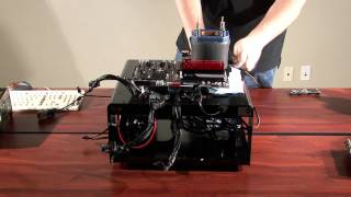 Setting up your PC for liquid nitrogen cooling