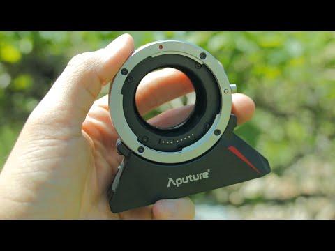 Aputure DEC Wireless Remote Adapter - First Impressions