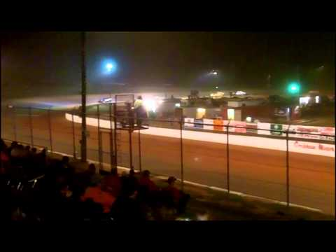 Pure Stock Feature At Cochran Motor Speedway