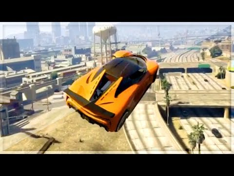 HIT A STUNT! #15 (GTA 5 Stunts COMPILATION)