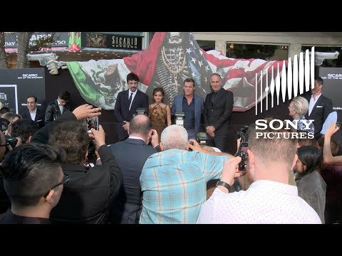 SICARIO: DAY OF THE SOLDADO - Premiere Sizzle