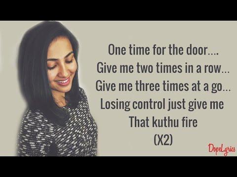 Vidya Vox - Kuthu Fire | Original Single...
