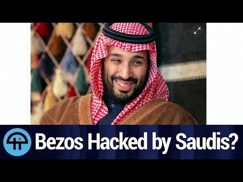 Was Jeff Bezos Really Hacked by Saudi Arabia?