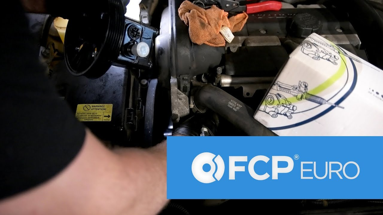 volvo power steering pump replacement restore your control s60 s70 s80 v70 xc70  [ 1280 x 720 Pixel ]