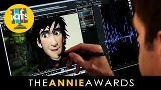 DreamWorks Animasyon Apollo Yazılım Annie Ödülleri'nde İk İwerks Alır