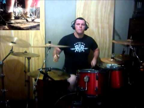 Against Tolerance - Chapter Two - All To Nothing(Drum Cover)Magno Antonio