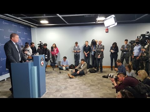 @TorontoPolice News Conference Re: Bruce McArthur Investigation | Wed., April, 11th, 1:30pm