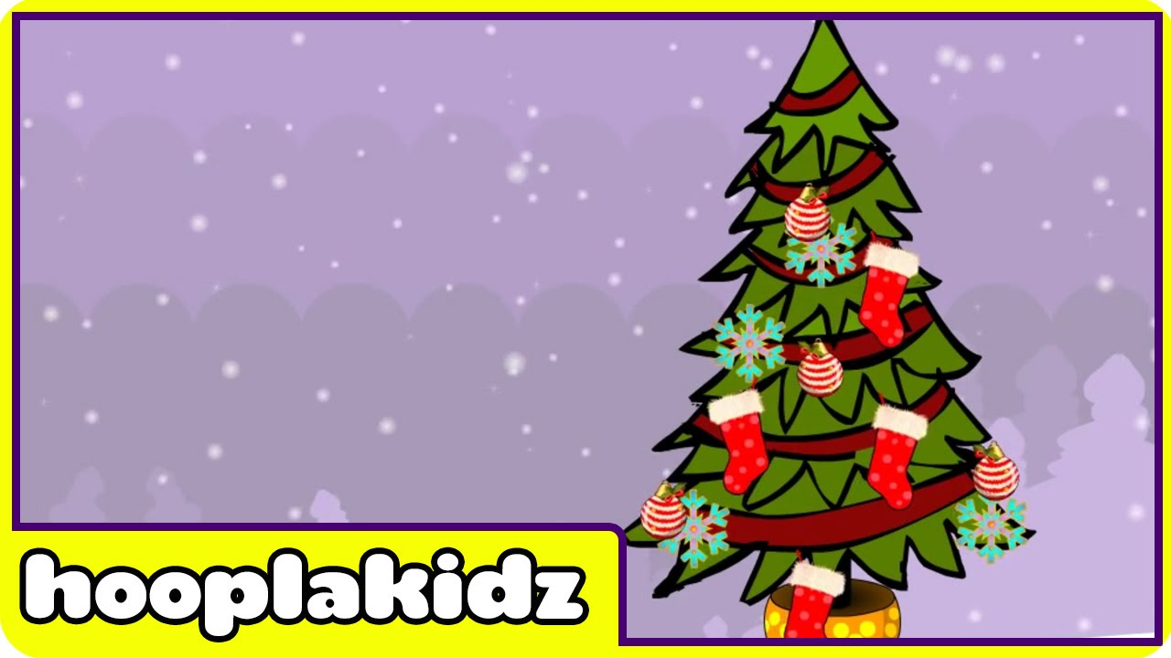 The Christmas Tree Song Part - 44: Decorate The Christmas Tree
