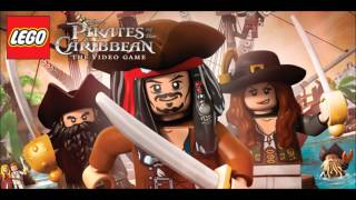 LEGO Pirates of the Caribbean Music - Pirate Disco Party (Extended)