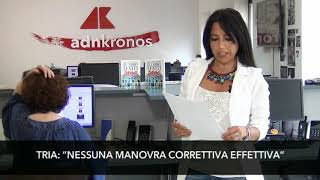 Tg Adnkronos, 12 giugno 2019