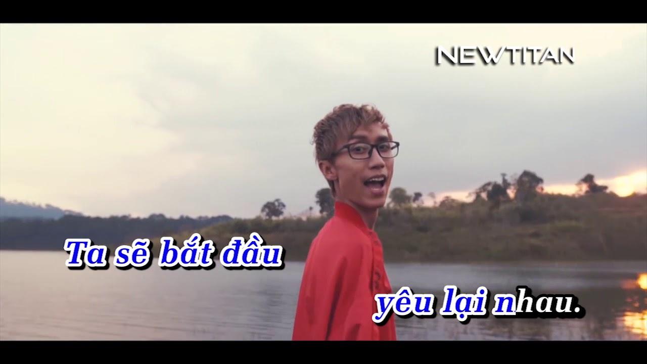 [Karaoke] Ta Sẽ Bắt Đầu Yêu Lại Nhau - Lynk Lee [Beat]