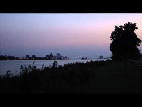The Algosoo, Self-Unloading Bulk Carrier, Detroit River