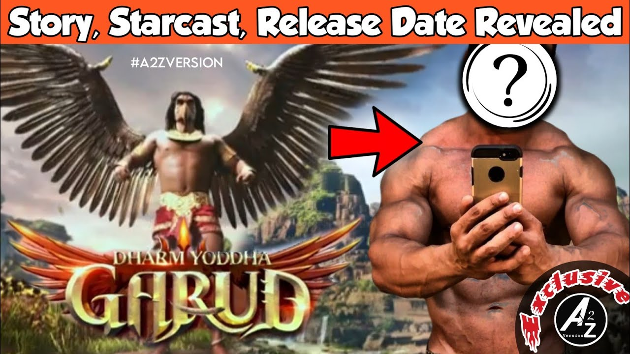 Dharm Yoddha GARUD  SAB TV New Show   Promo Review, Story, Release Date, Starcast revealed!