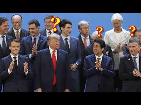 【海外の反応】首脳会議で各国の首脳が一堂に会した際のある映像が海外で話題に!! 集合写真を撮影する際の各首脳の立ち位置に世界から賞賛の声!! 海外「日米の首脳は親友みたい…」【動画のカンヅメ】