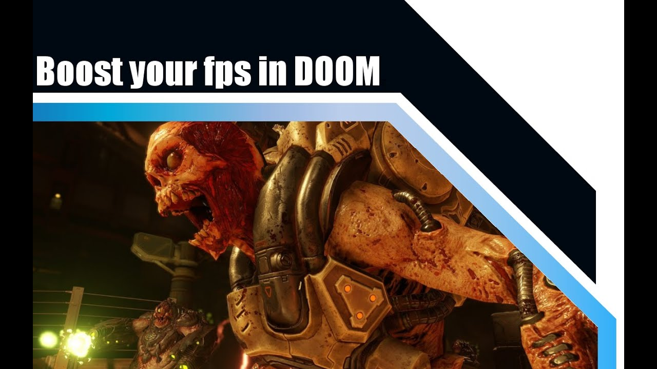 Doom 4 fps unlock